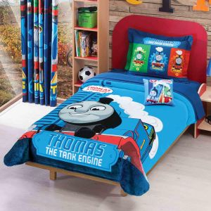 Cobertor Ultrasuave Thomas And Friends Individual
