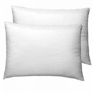 Almohada Ultra Cotton Blanco Estandar Oferta 2P Fibra