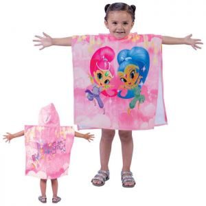 Toalla Con Capucha Shimmer And Shine