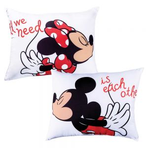 Almohada Mickey & Minnie
