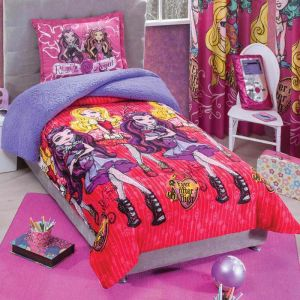 Cobertor Borrega Ever After High