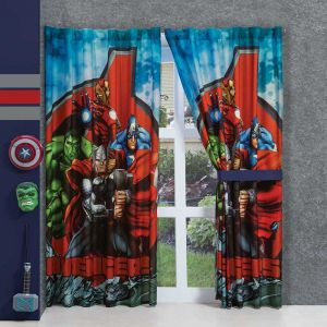 Cortina Decorativa Avengers