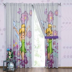 Cortina decorativa Tinker Bell