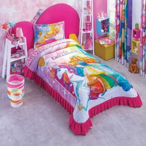 Colcha Barbie Dreamtopia