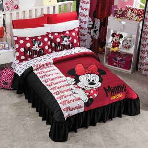 Colcha Minnie