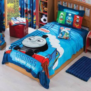 Cobertor Ultrasuave Thomas And Friends